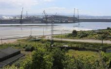 El ministerio plantea una laguna artificial y una senda en las antiguas marismas de Maqua