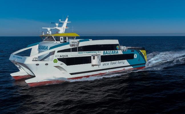 Un barco asturiano, la construcción naval más destacada del año