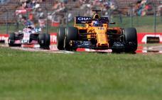 Fernando Alonso: «Un poco de lluvia o algo más de picante estaría bien, sin duda»