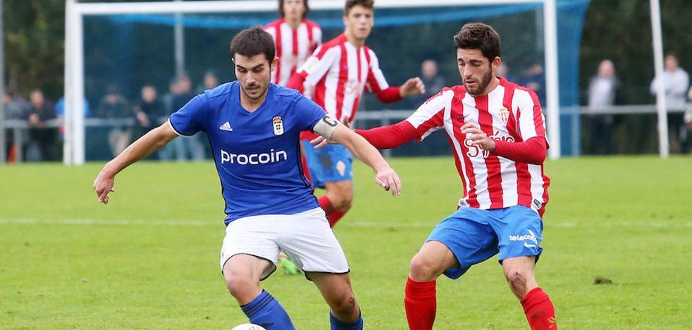 El derbi entre los filiales del Sporting y el Oviedo regresa el 9 de septiembre en Mareo