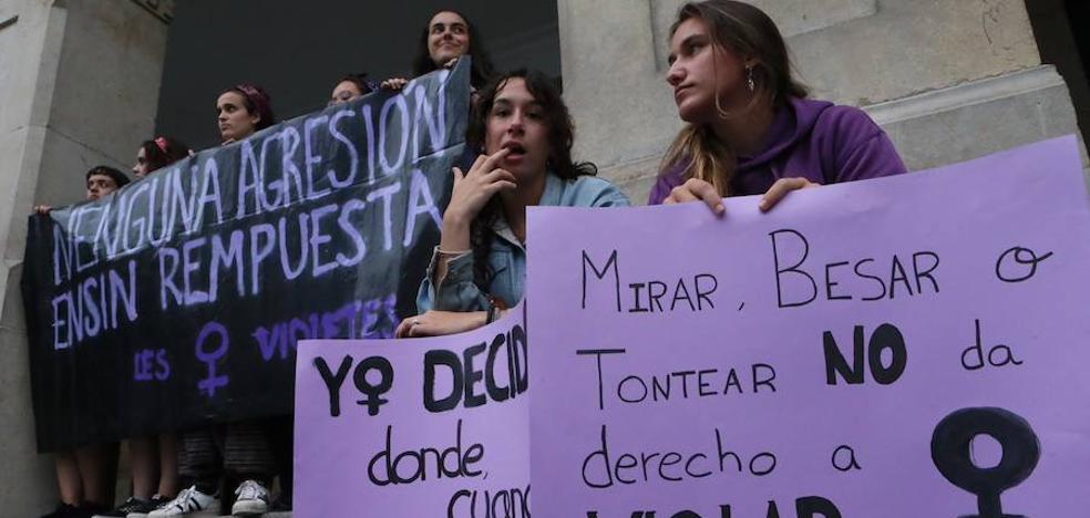 «La violación no ha sido la única agresión del Carmín»