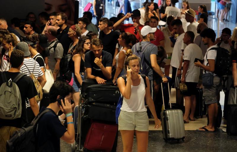 Expediente a Ryanair por un incumplimiento de derechos de pasajeros