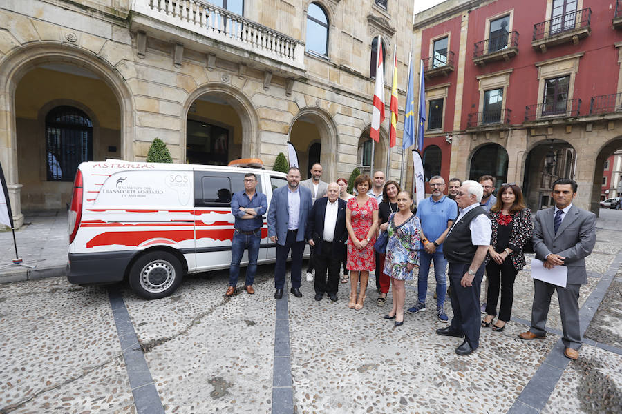 Una ambulancia para SOS Burundi