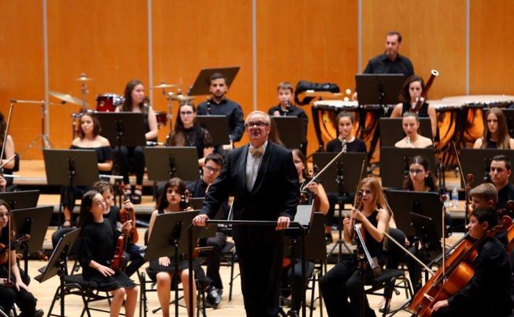 La Escuela de Música de la Fundación Princesa cierra sus cursos de verano