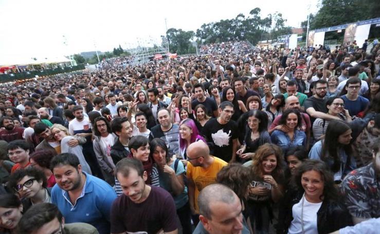 ¿Estuviste en el concierto de Vetusta Morla en Gijón? ¡Búscate!