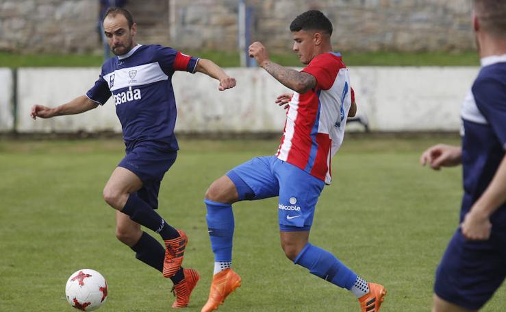 El Marino 1-0 Sporting B, en imágenes