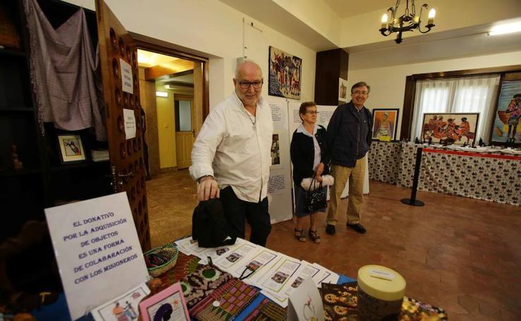 Covadonga acoge el encuentro de misioneros asturianos