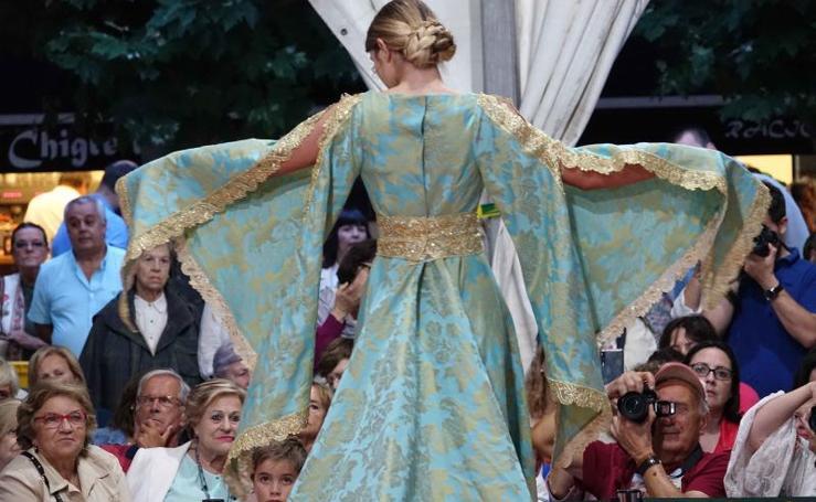 Moda medieval en Ribadesella