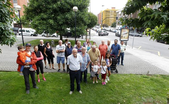Los vecinos de Gijón piden una «intervención urgente» para mejorar la seguridad en los parques