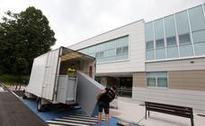 El nuevo ambulatorio de Colloto abre hoy después de un década de lucha vecinal