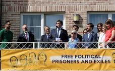 El Supremo confirma la suspensión de los diputados presos y de Puigdemont