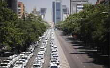 Las asociaciones de taxistas mantienen la huelga pese a la nueva oferta del Gobierno