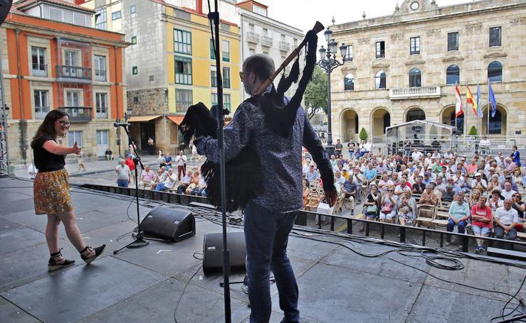 La tonada conquista Gijón