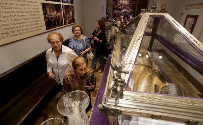 El Museo de la Semana Santa multiplica por cinco el número de visitas