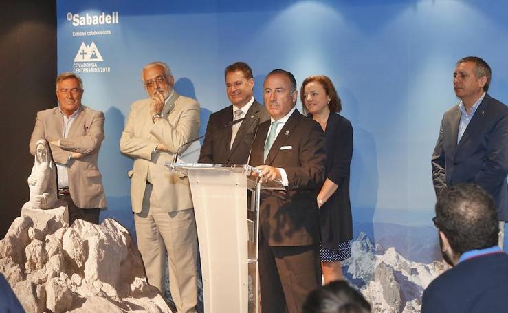 Los Picos de Europa se exponen en la Feria de Muestras