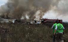 Más de un centenar de pasajeros y tripulantes sobreviven a un accidente aéreo en México