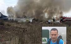 Un asturiano, entre los supervivientes del accidente de avión en México