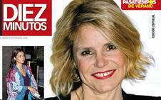 Eugenia Martínez de Irujo cuenta el atraco a su hija