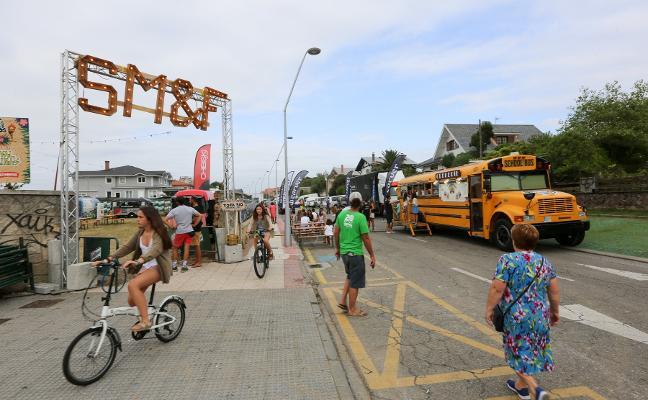 El Surf, Music & Friends inicia cuatro días de fiesta en Salinas