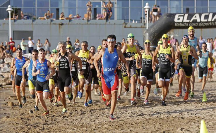 Daniel Rodríguez se impone en el XXI Biatlón Ciudad de Gijón