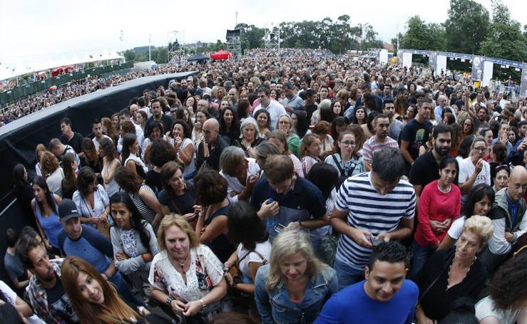 ¿Estuviste en el concierto de Maná en Gijón? ¡Búscate!
