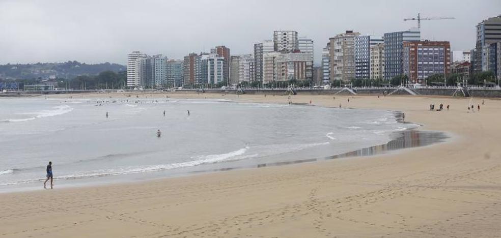 Este julio, el tercero más lluvioso desde 1981 en Asturias