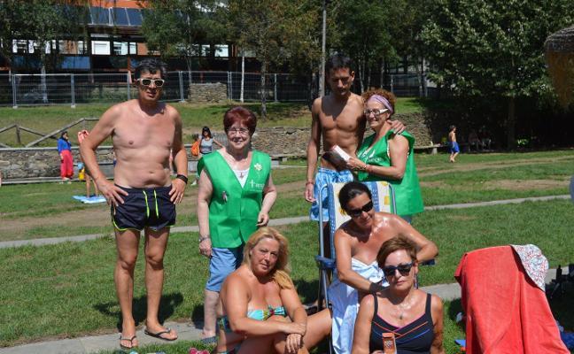 Asturias «planta cara» a los rayos para proteger la piel