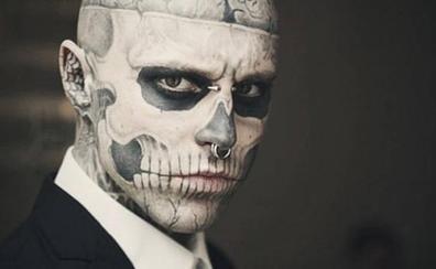 Encuentran sin vida al modelo 'Zombie Boy'