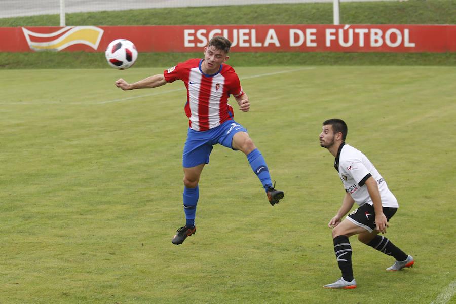 Sporting B 1-2 Caudal