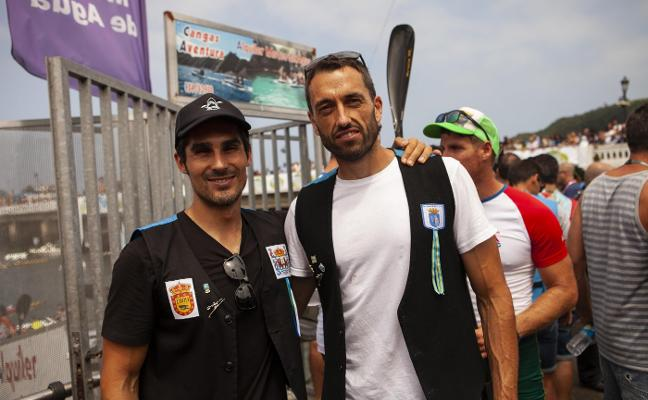 Fiuza y Bouzán, campeones en la orilla