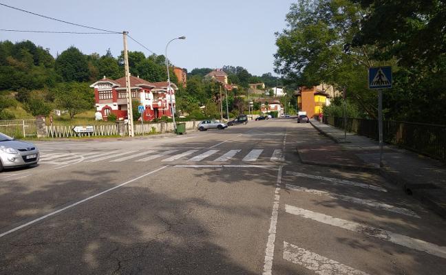 Piloña mejorará la seguridad de los peatones con pasos elevados y barreras