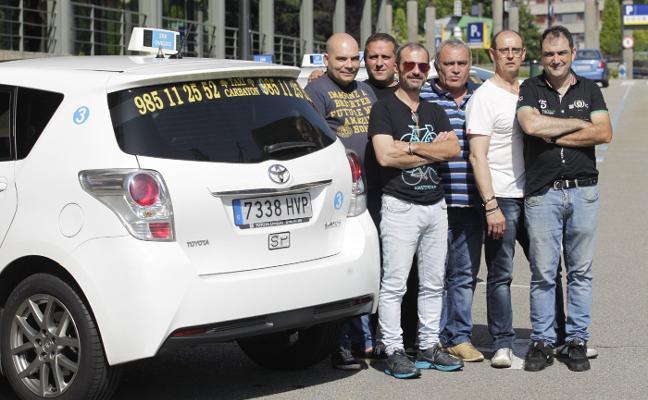 Nace Radio Taxi Carbayón