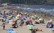 Asturias, en alerta en las últimas horas de la ola de calor