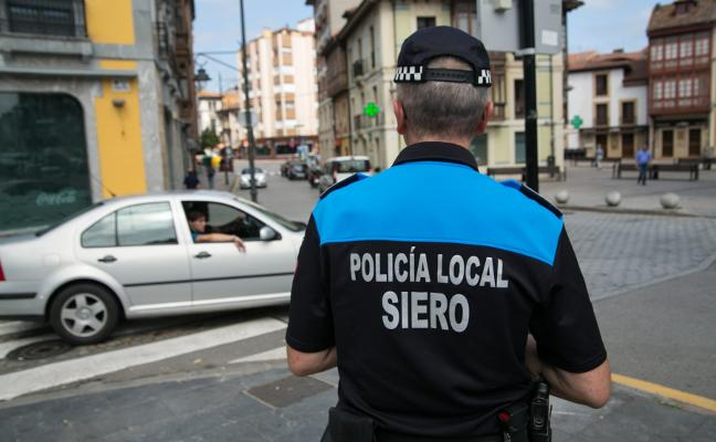 «Hay mucha tensión en la Policía Local de Siero»