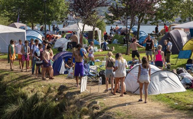 Las Fiesta de Piragües cierra con un 44% menos de asistencias sanitarias