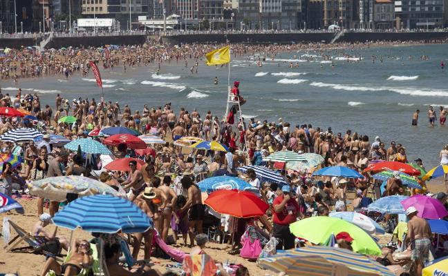 Asturias entra en alerta por calor
