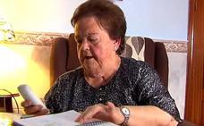 La entrañable historia viral de una abuela, su nieto y una agenda de teléfonos