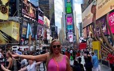 Así son las vacaciones de Belen Esteban en Nueva York
