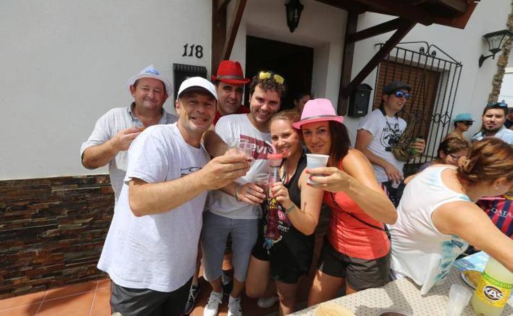 Los vecinos de La Peral celebran sus fiestas