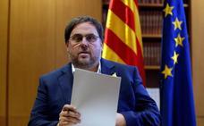 Junqueras y Romeva afirman que no tendrán un juicio justo y piden «actitud cívica»