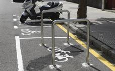 Crean 52 nuevas plazas para motocicletas