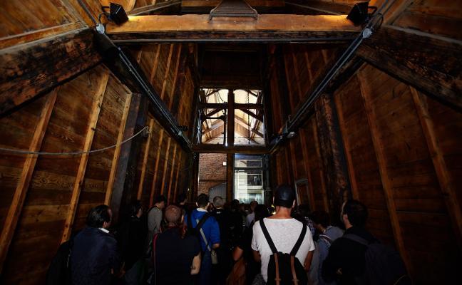 Sadim reabre hoy el museo de la Mina de Arnao tras dos meses de gestión municipal