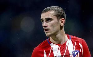Griezmann refleja el optimismo del Atlético a una semana de la Supercopa