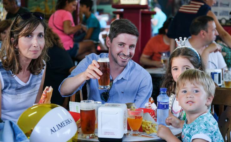 Una Feria para disfrutar en familia