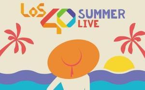 'Los40 Summer Live 2018' llega a Candás este viernes 10 de agosto