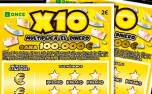 El RascaX10 de la ONCE deja un premio de 100.000 euros en Gijón