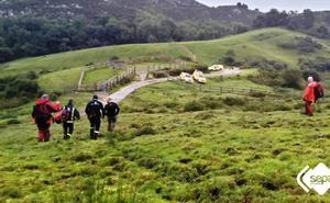 Hallan el cadáver de un senderista de 36 años desaparecido en Llanes