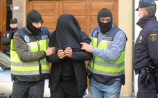 Detenido en Vitoria un presunto yihadista de Dáesh