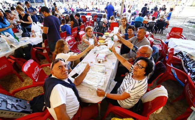 «Conserva la esencia de la romería asturiana»