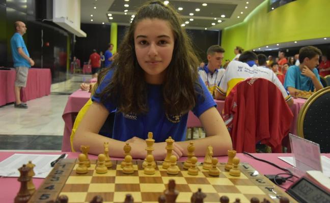 Paula Bermúdez, bronce en el Campeonato de España